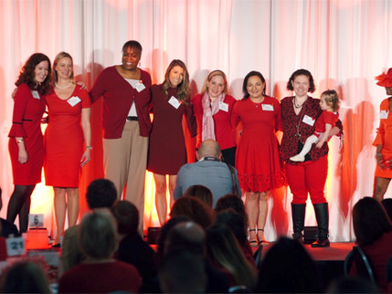 GO RED FOR WOMEN LUNCHEON HIGHLIGHT