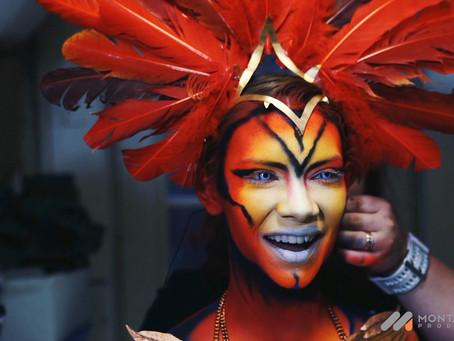Artist Portrait // Melinda Abreu // Bodypainter, Makeup SPFX, Fine Artist