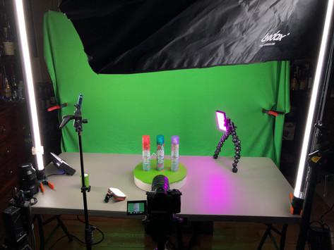 Green Screen & VFX Content - Product Content