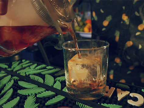 Kai Bar East Greenwich - Drink Mixology Promo Video