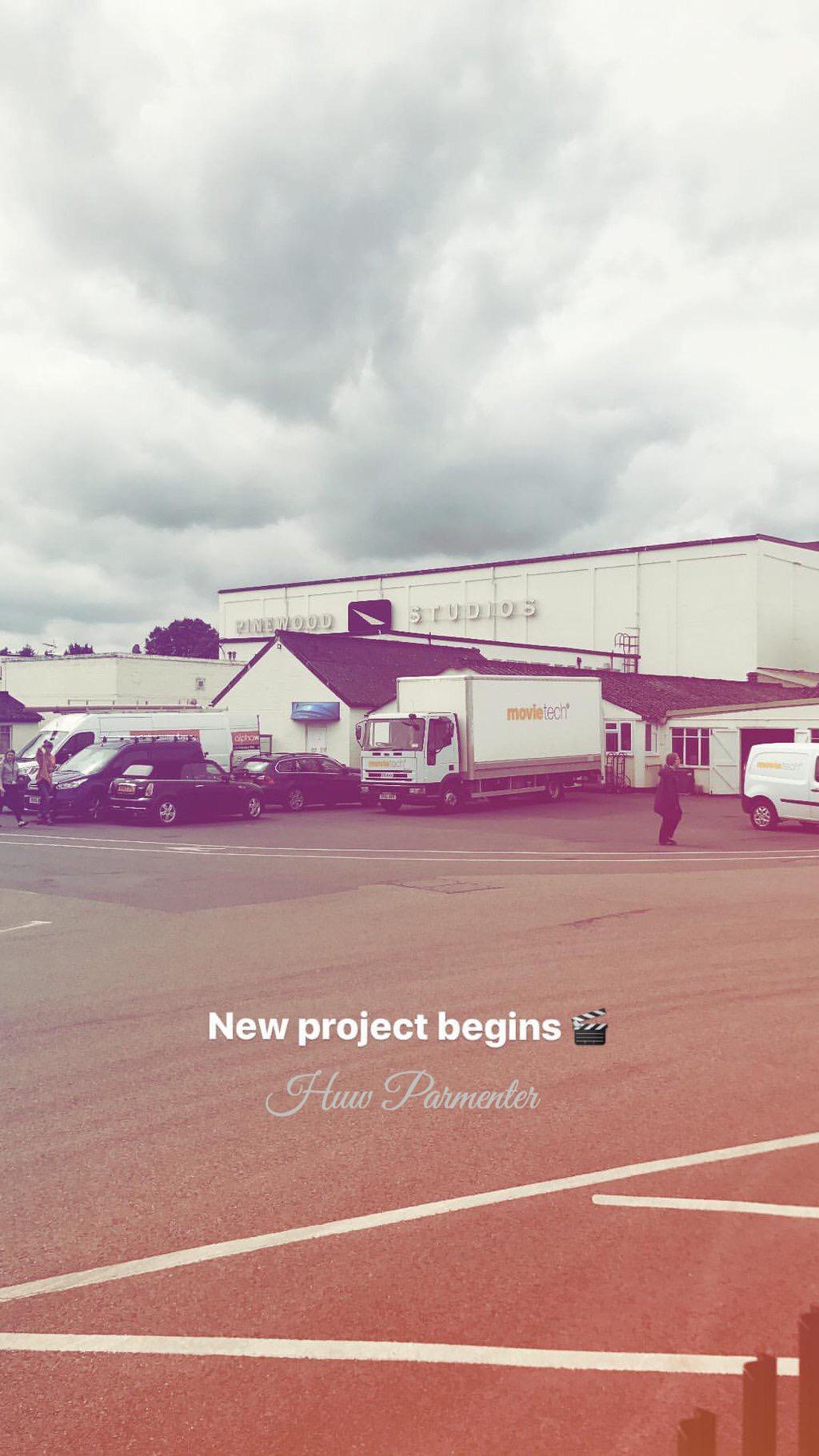 Pinewood Studios Set
