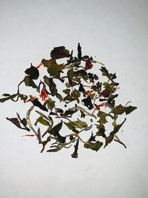 White Pomergranate, Organic