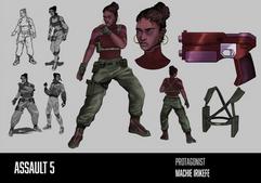 Machie Irikefe Character Sheet