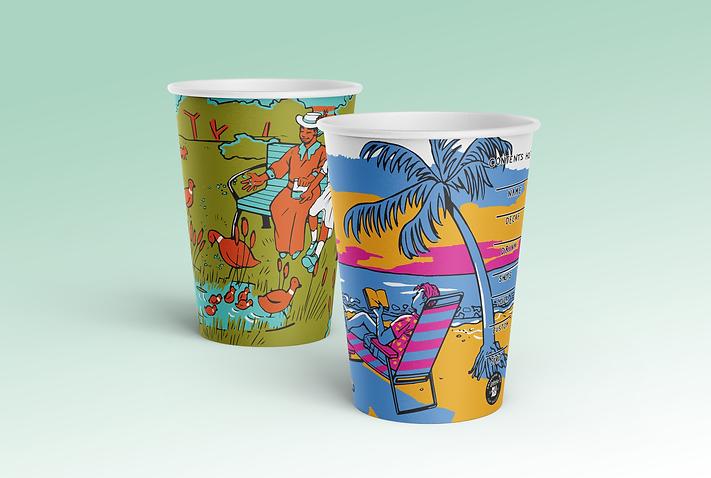 Colectivo Cup Mock Up