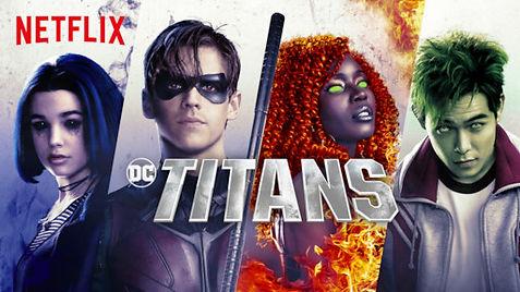 Netflix series Titans online watch free