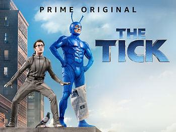 Prime original series The Tick online watch free