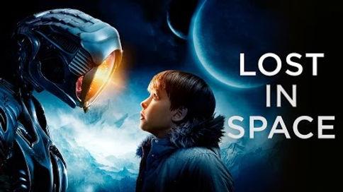 Netflix original series Lost in space online watch free