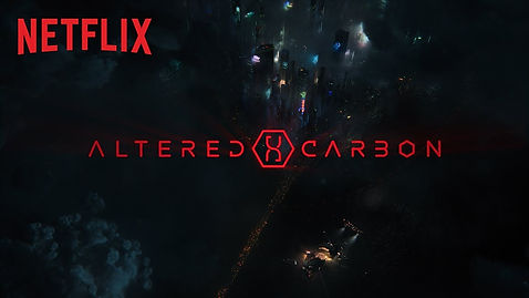 Netflix original series Altered Carbon online watch free