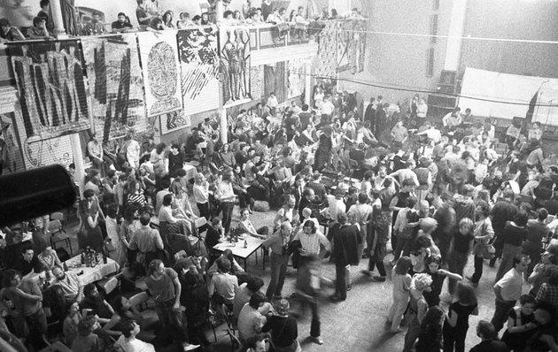 Intermedia I Festival, 1985