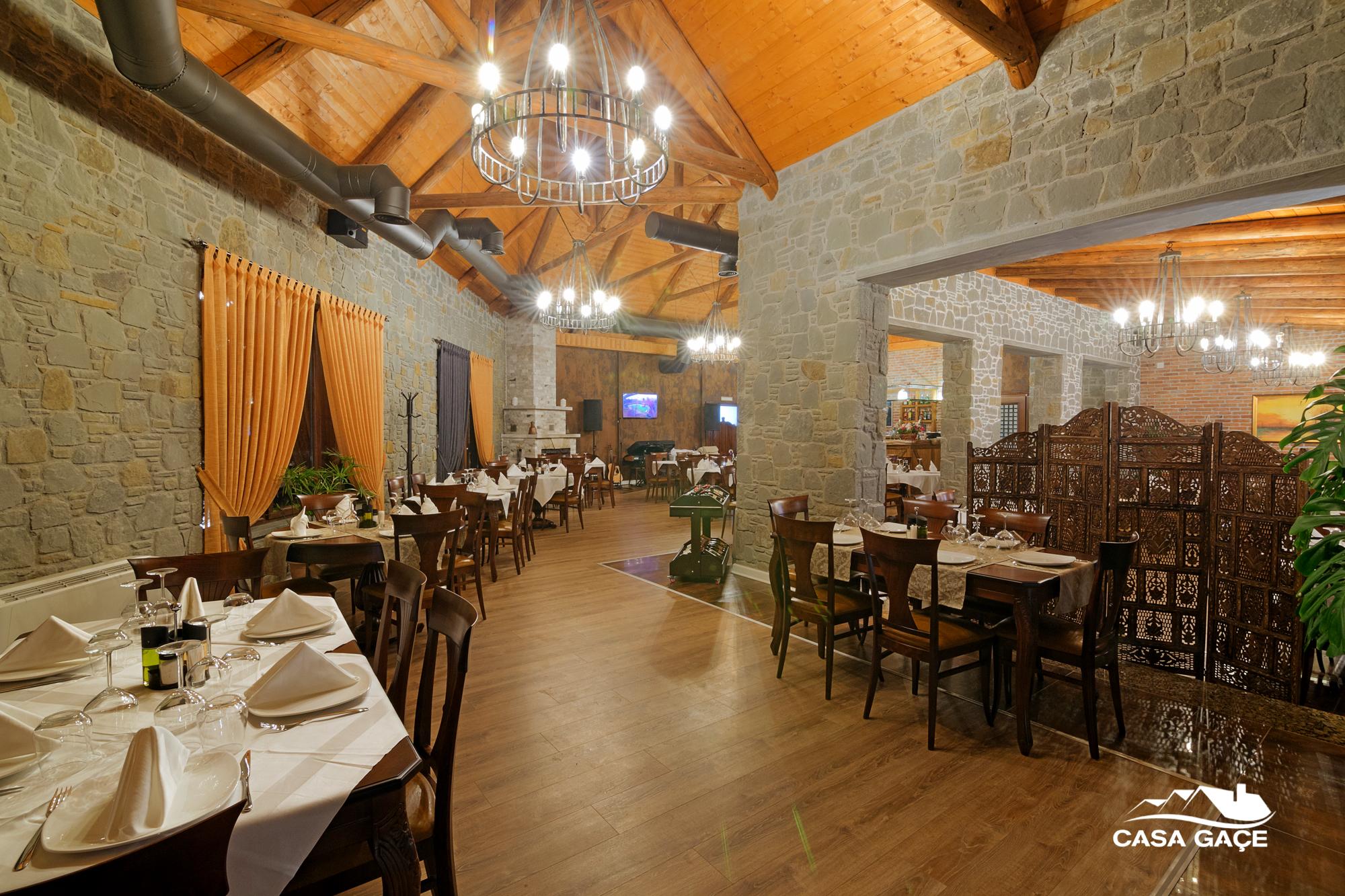 Casa Gace - Restorant ne Korce