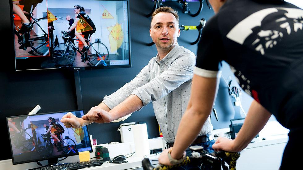 Contacteer Bike Experience