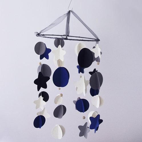 Kit Mobile de décoration Etoiles