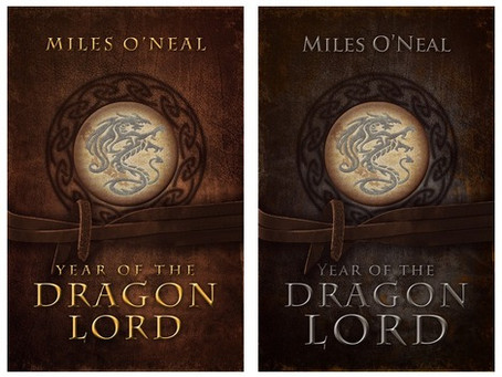 Help pick the cover for YEAR OF THE DRAGON LORD!