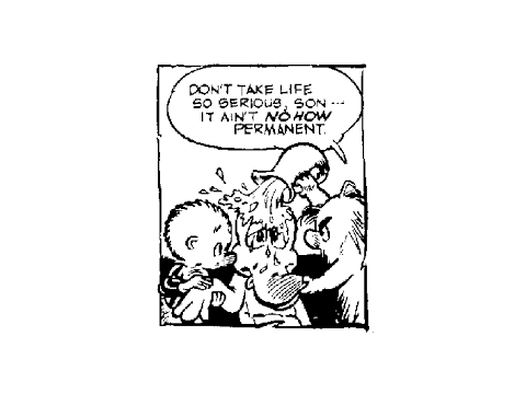 Pogo comic panel
