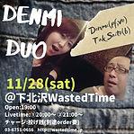 201128denmi_duo_wastedtime_flier.jpg