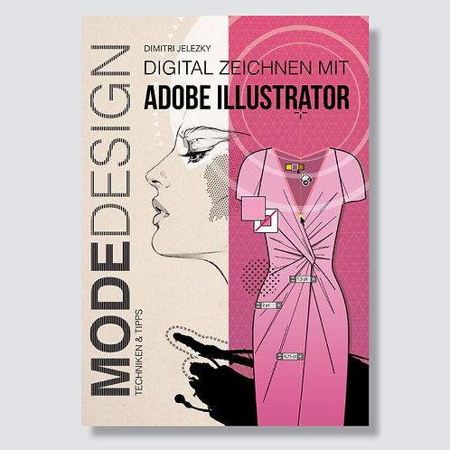 Digital Zeichnen mit Adobe Illustrator