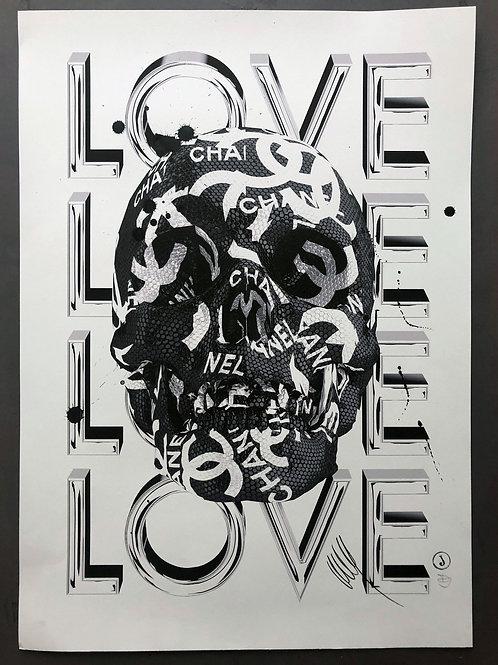 Love Chanel (consumption series)