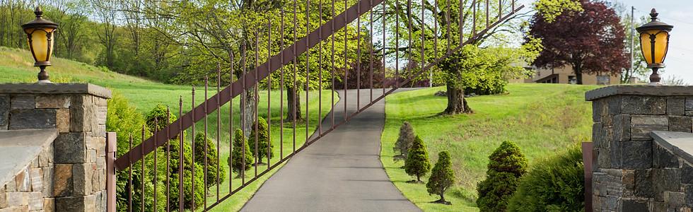 Gated Estate Entry