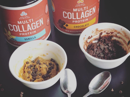 "Edible Collagen ""Cookie Dough"""