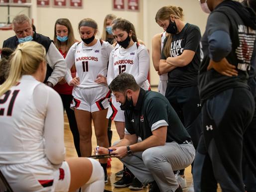 RU women basketball enjoy nine-game win streak
