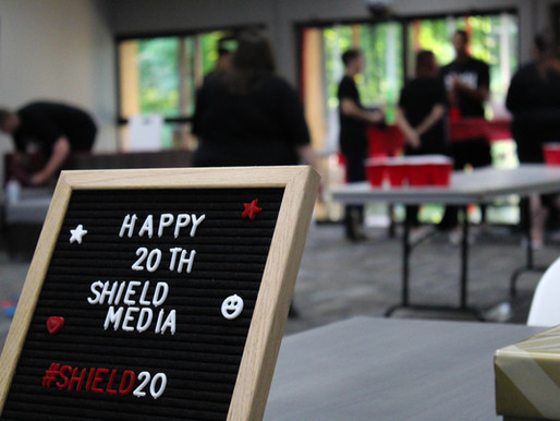 Photo gallery: Shield's 20th birthday party
