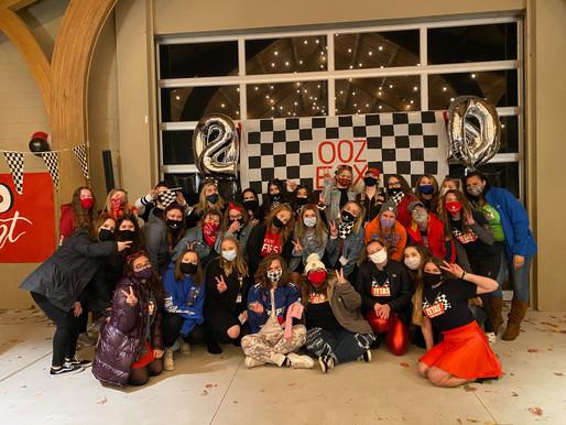 Omicron Omega Zeta enjoys year despite pandemic constraints