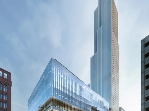 New skyscraper coming to Detroit skyline