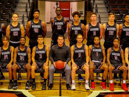 Rochester University basketball named team of the week