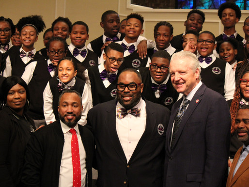 Detroit Youth Choir comes to RU