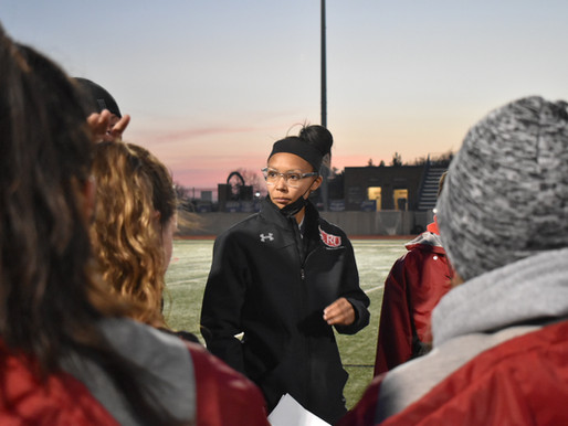 Q&A With Women's Soccer Head Coach Jenna Shelton
