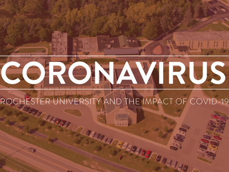 RU Coronavirus Timeline