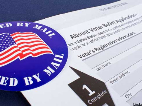 Mail in ballots: Fraud or nah?