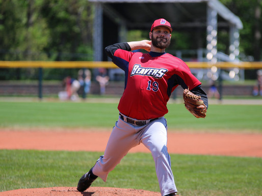 Former Rochester pitcher plays pro ball with Birmingham-Bloomfield Beavers