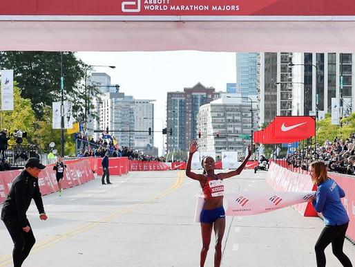Running world amazed by historic weekend