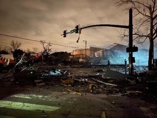 Tornadoes devastate Nashville