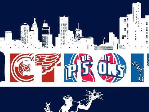 Detroit sports teams hit record lows