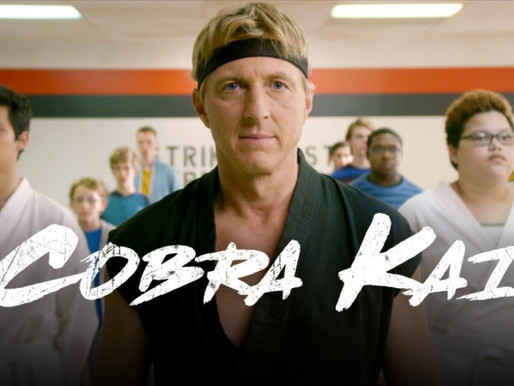 'Cobra Kai' always strikes first
