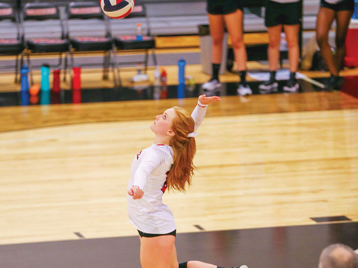 Warrior wire: volleyball, faith and a challenge to find the joy in life