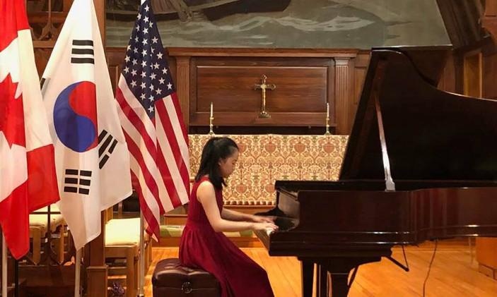 "Emily Wu, USA - II Prize, Category ""Junior"""