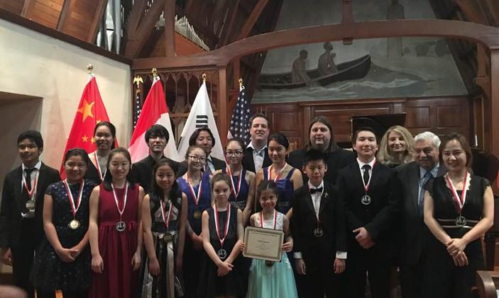 Laureates and Judges 2019