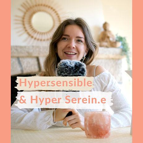 Hypersensible & Hyper Serein.e image pod