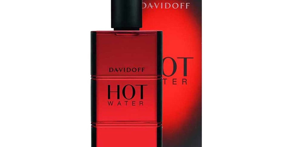 Davidoff Hot Water EDT M 110 Ml