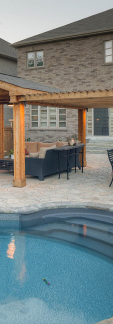 Roof Coverings & Pergola