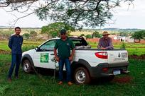 Agraer e Prefeitura Municipal realizam medidas de contenção da água pluvial em Amambai