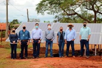 Agricultura Familiar de Nova Alvorada do Sul acessa investimento para energia solar