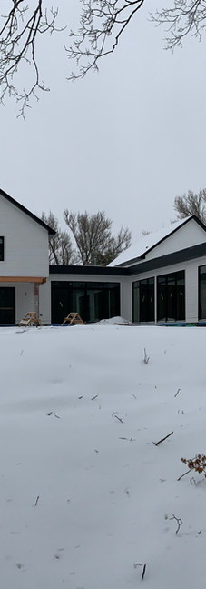 House & Addition Design