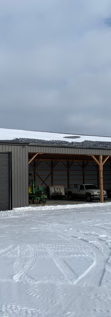 Drive Shed & Farm Buildings