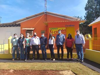Empreendedores familiares reinauguram agroindústria de mandioca em Caarapó