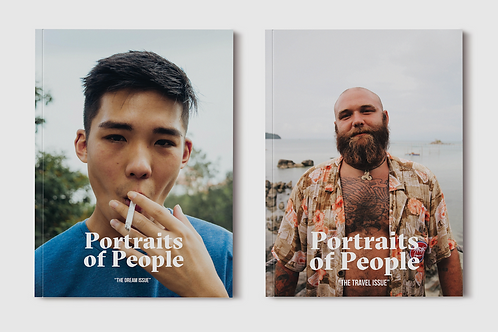Portraits of People DUO PACK