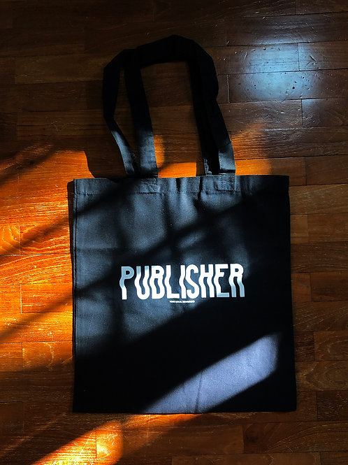 Publisher Totebag